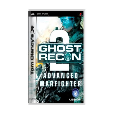Jogo Ghost Recon: Advanced Warfighter 2 - PSP