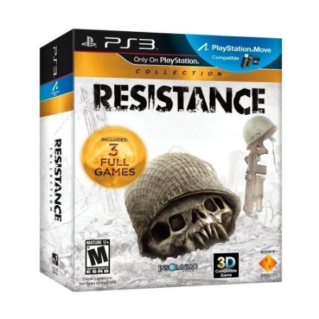 Jogo Resistance Collection - PS3
