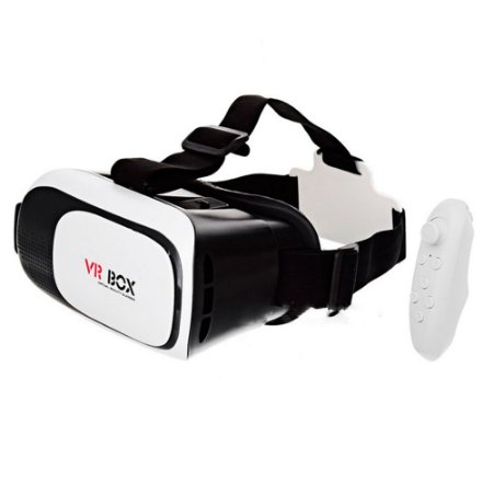 Óculos de Realidade Virtual Reality Glasses - VR Box