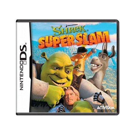 Jogo Shrek SuperSlam - DS