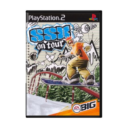 Jogo SSX On Tour - PS2