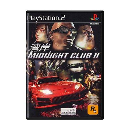 Jogo Midnight Club 2 - PS2
