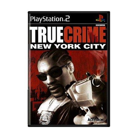 Jogo True Crime: New York City - PS2