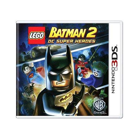 Jogo LEGO Batman 2: DC Super Heroes - 3DS