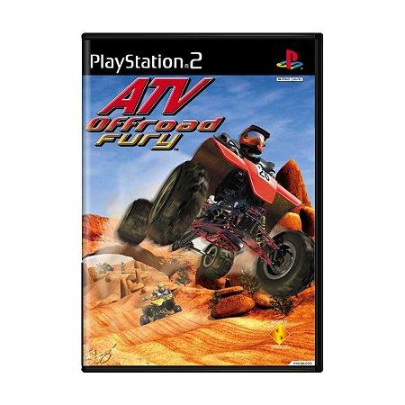 Jogo ATV Off Road Fury - PS2