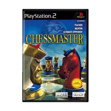 Jogo Chessmaster - PS2