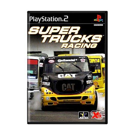 Jogo Super Trucks Racing - PS2