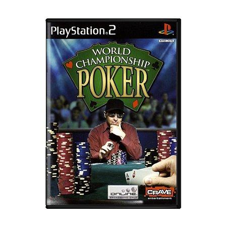 Jogo World Championship Poker - PS2