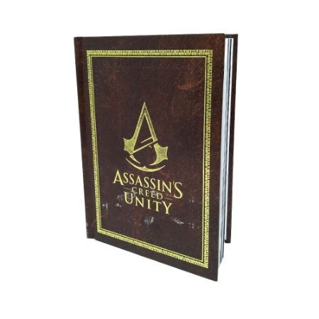 Artbook Assassin's Creed Unity