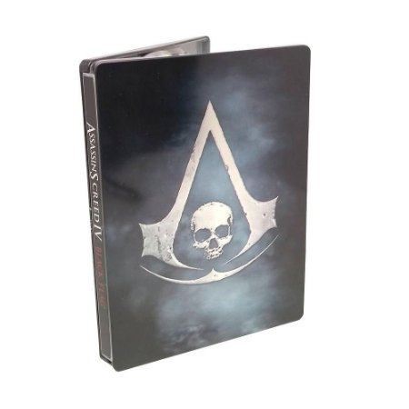 SteelCase Assassin's Creed IV com Soundtrack