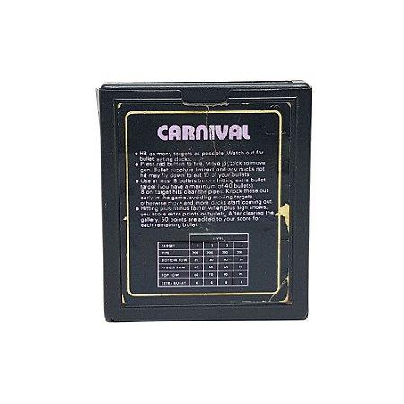 Jogo Carnival - Atari