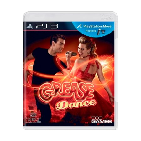 Jogo Grease Dance - PS3