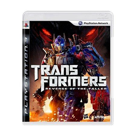 Jogo Transformers: Revenge of the Fallen - PS3