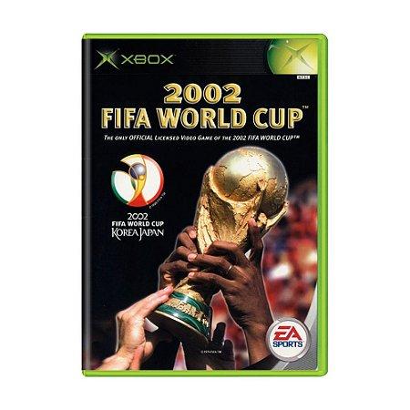 Jogo Coupe du Monde Fifa 2002 - Xbox
