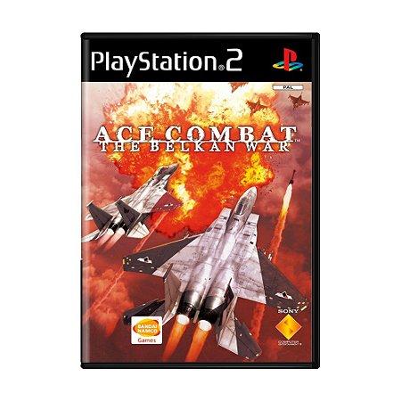 Jogo Ace Combat Zero: The Belkan War - PS2