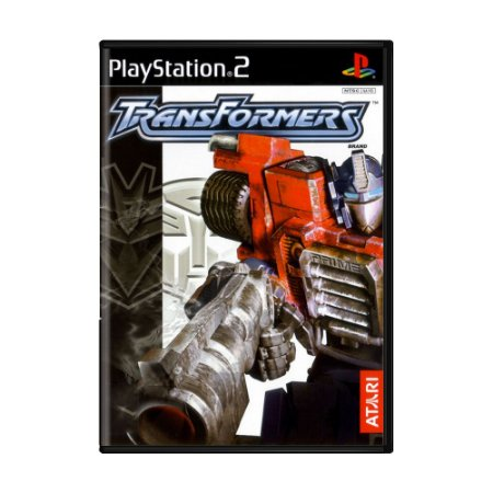 Jogo Transformers - PS2