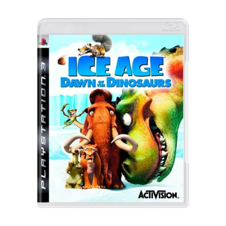 Jogo Ice Age: Dawn of The Dinosaurs - PS3