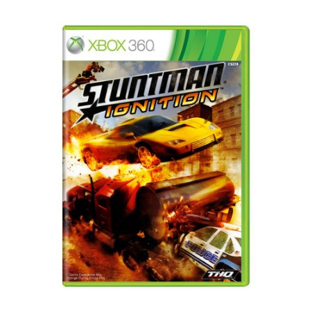 Jogo Stuntman: Ignition - Xbox 360