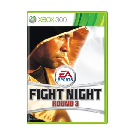 Jogo Fight Night Round 3 - Xbox 360