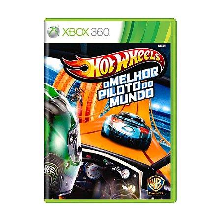 Jogo Hot Wheels: O Melhor Piloto do Mundo - Xbox 360