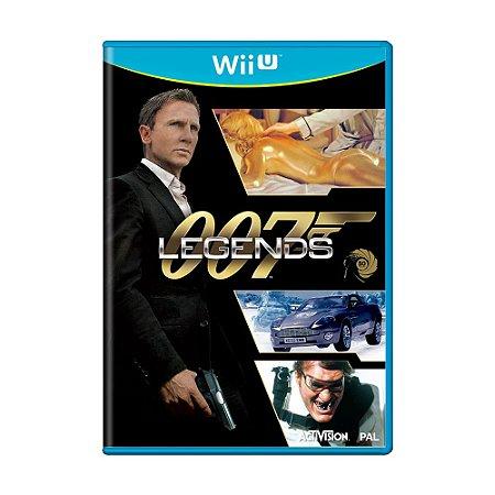Jogo 007 Legends - Wii U