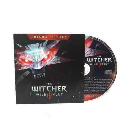 Trilha Sonora The Witcher 3