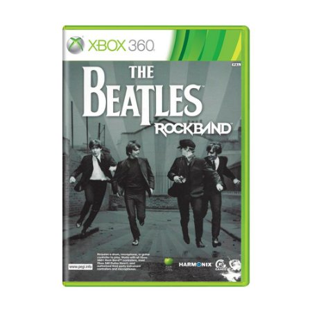 Jogo The Beatles: Rock Band - Xbox 360