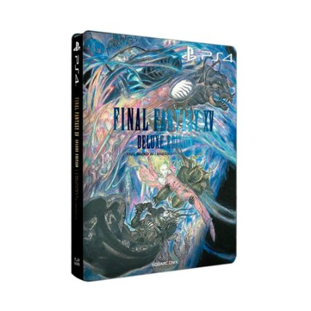 Jogo Final Fantasy XV (Deluxe Edition) - PS4