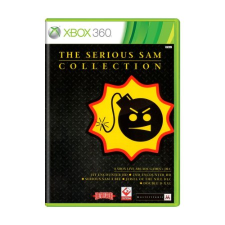 Jogo The Serious Sam Collection - Xbox 360
