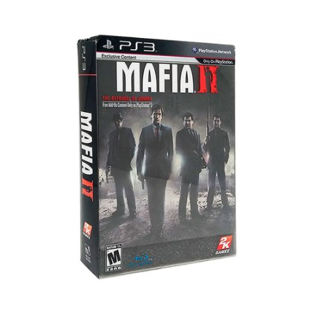 Jogo Mafia II (Collector's Edition) - PS3