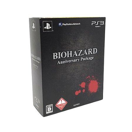 Jogo Biohazard Anniversary Package - PS3
