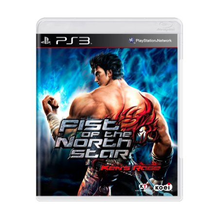 Jogo Fist of the North Star: Ken's Rage - PS3