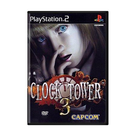 Jogo Clock Tower 3 - PS2