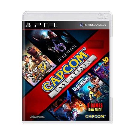 Jogo Capcom Essentials - PS3