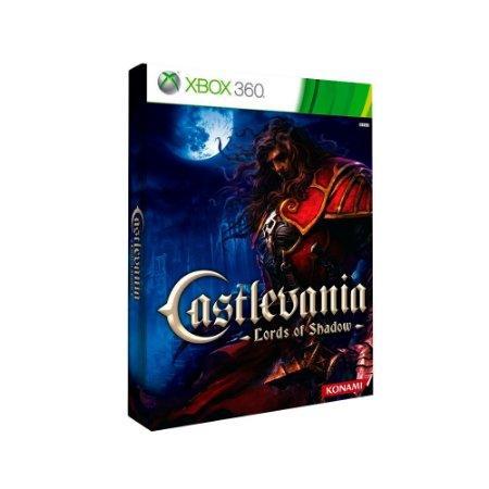 Jogo Castlevania: Lords of Shadow (Collector's Edition) - Xbox 360