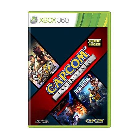 Jogo Capcom Essentials (3 Jogos) - Xbox 360