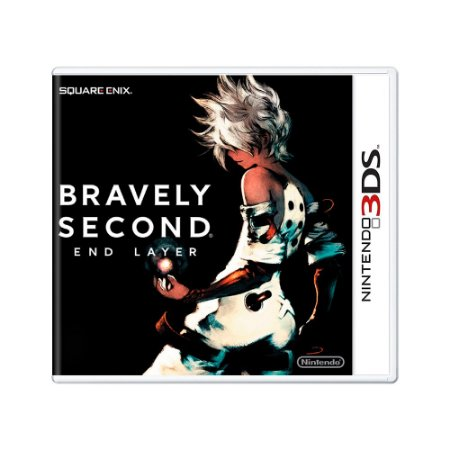 Jogo Bravely Second - 3DS