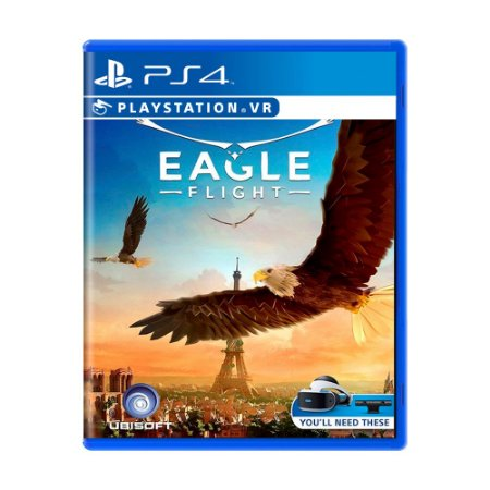 Jogo Eagle Flight - PS4 VR
