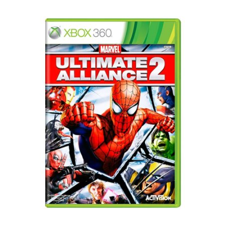 Jogo Ultimate Alliance 2 - Xbox 360