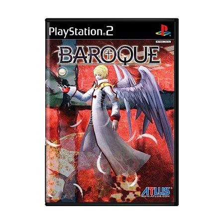 Jogo Baroque - PS2