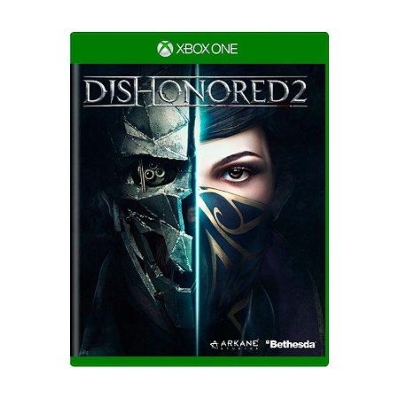 Jogo Dishonored 2 - Xbox One