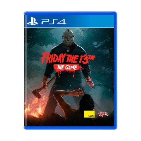 Jogo Friday the 13th: The Game - PS4