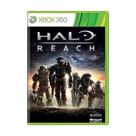 Jogo HALO Reach - Xbox 360