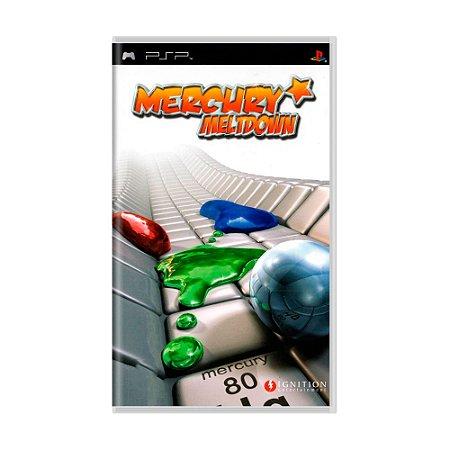 Jogo Mercury Meltdown - PSP
