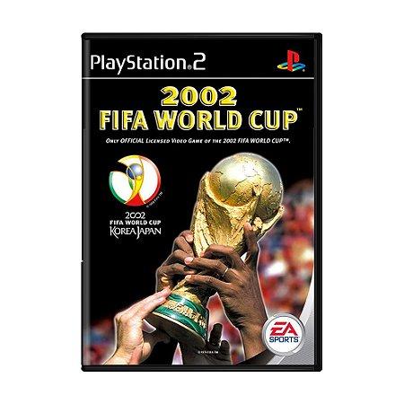 Jogo Fifa World Cup 2002 - PS2