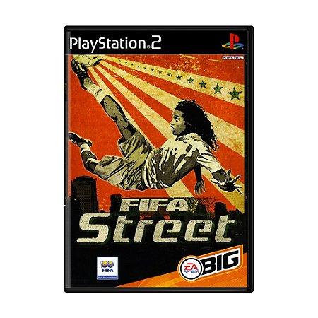 Jogo FIFA Street - PS2