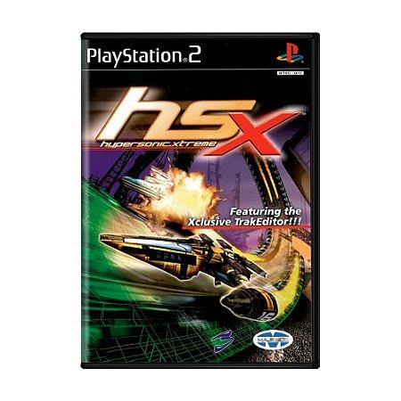 Jogo Hypersonic Xtreme - PS2