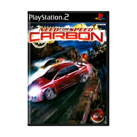Jogo Need for Speed: Carbon - PS2