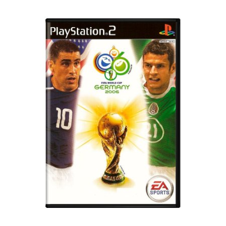 Jogo 2006 FIFA World Cup - PS2
