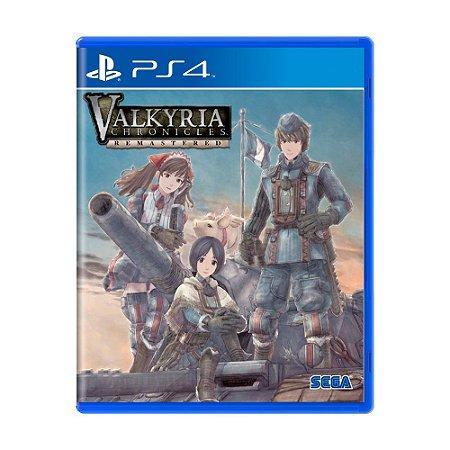 Jogo Valkyria Chronicles - PS4